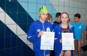 Karina Zabraniak i Maria Uriasz